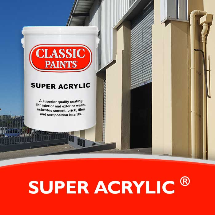 Superior quality washable coating for int/ext walls, asbestos, cement, bricks, 						timber etc.